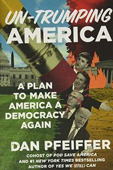 Un-Trumping America book cover