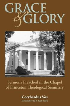 GRACE AND GLORY book cover