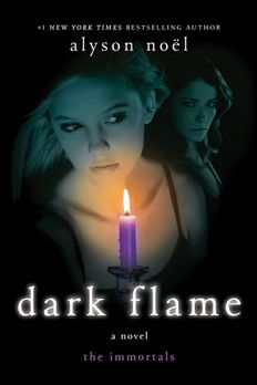Dark Flame book cover