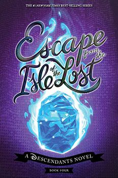 Escape from the Isle of the Lost book cover