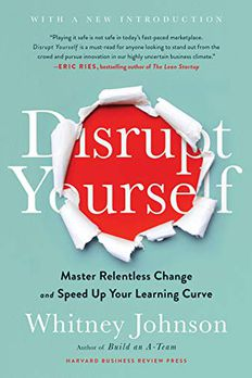 Disrupt Yourself, With a New Introduction book cover