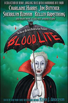 Blood Lite book cover