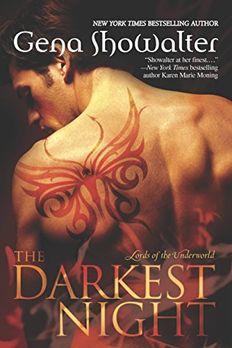 The Darkest Night book cover