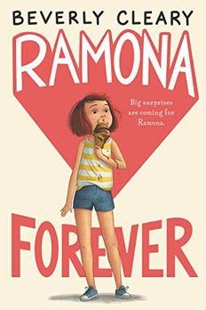 Ramona Forever book cover