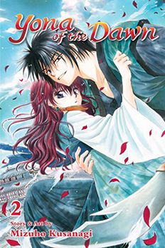 Yona of the Dawn, Vol. 2 book cover