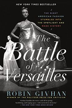 The Battle of Versailles book cover