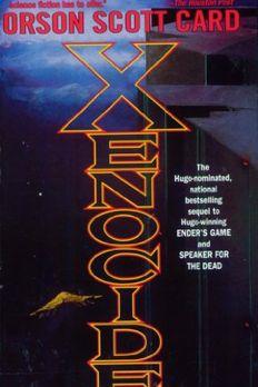 Xenocide book cover
