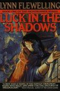 Luck in the Shadows book cover
