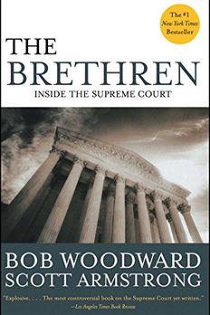 The Brethren book cover