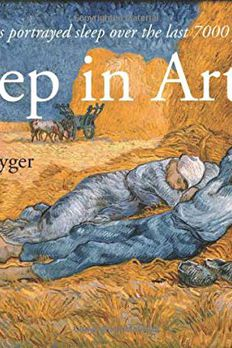 Sleep in Art book cover