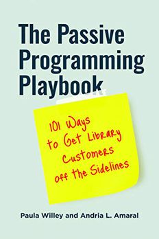The Passive Programming Playbook book cover