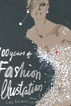 100 Years of Fashion Illustration book cover