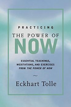 Practicing the Power of Now book cover