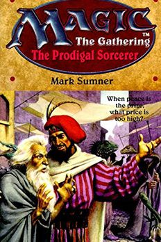 The Prodigal Sorcerer book cover