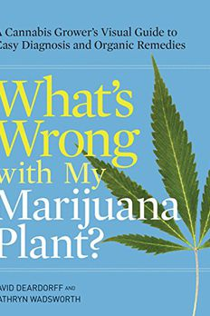 What's Wrong with My Marijuana Plant? book cover