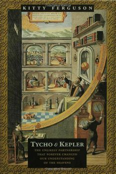 Tycho & Kepler book cover