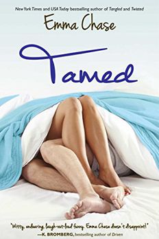 Tamed book cover