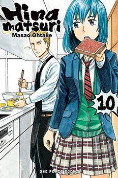 Hinamatsuri Volume 10 book cover