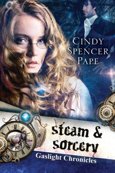 Steam and Sorcery book cover