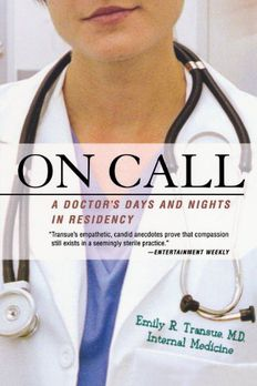 On Call book cover