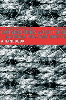 Constructing Architecture book cover