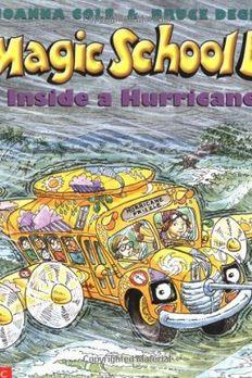 The Magic School Bus Inside a Hurricane book cover