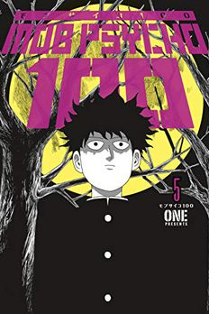 Mob Psycho 100 Volume 5 book cover