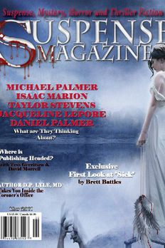 Suspense Magazine May 2011 book cover
