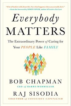 Everybody Matters book cover