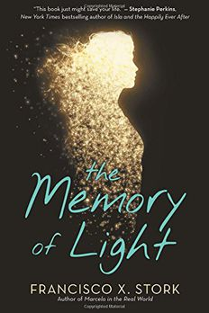 The Memory of Light book cover