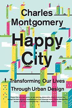Happy City book cover