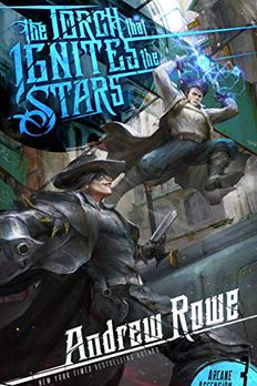 The Torch that Ignites the Stars book cover