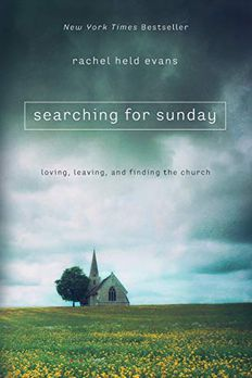 Searching for Sunday book cover