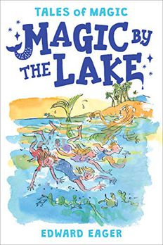 Magic by the Lake book cover