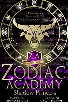 Zodiac Academy book cover