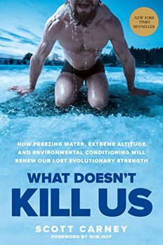 What Doesn't Kill Us book cover