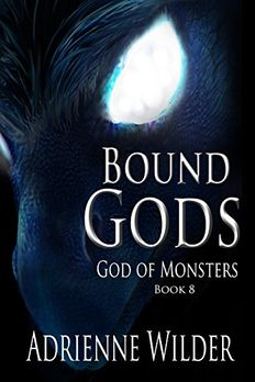 God of Monsters book cover