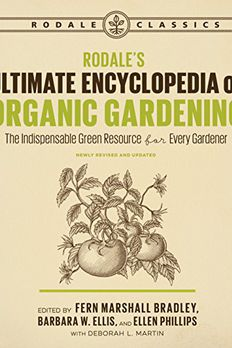 Rodale's Ultimate Encyclopedia of Organic Gardening book cover