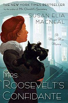 Mrs. Roosevelt's Confidante book cover
