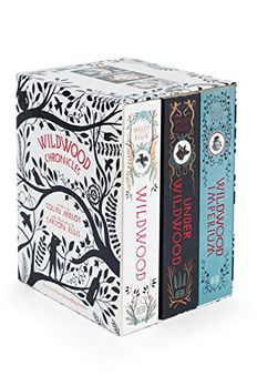 Wildwood Chronicles Complete Box Set book cover