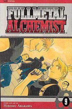 Fullmetal Alchemist, Vol. 9 book cover
