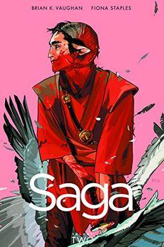 Saga, Vol. 2 book cover