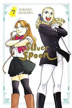 Silver Spoon Vol. 7 book cover