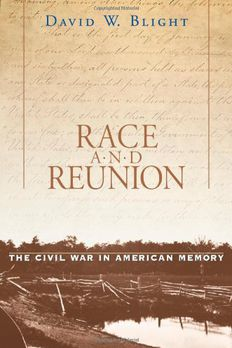 Race and Reunion book cover
