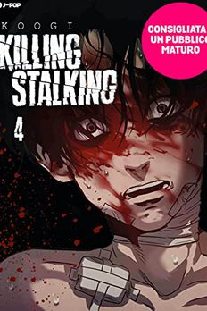 Killing Stalking. Season 1, Vol 4 book cover