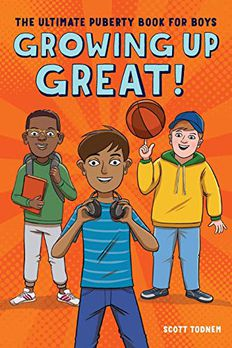 Growing Up Great! book cover