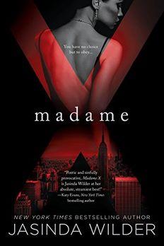Madame X book cover