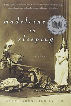 Madeleine Is Sleeping book cover