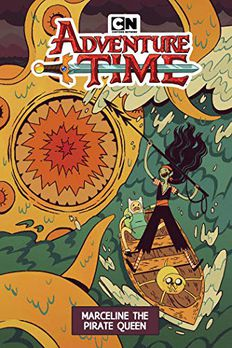 Adventure Time book cover