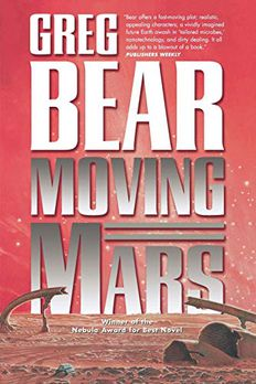 Moving Mars book cover